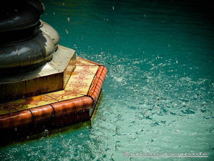 31 Juillet - Malacca... dernier jour... sac à dos et repos