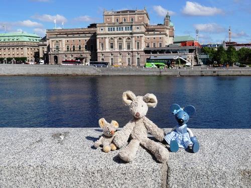 Souvenirs de Suède