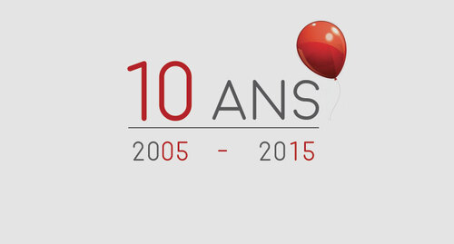 10 ans … déjà !