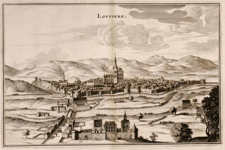 LES REMPARTS DE LOUVIERS (Eure)