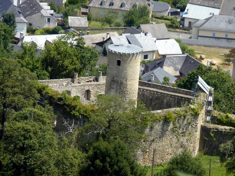 Château d'Arras-en-Lavedan