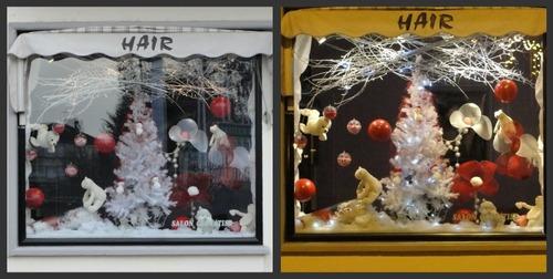 -Châtillon sur Seine pendant les fêtes de fin d'année