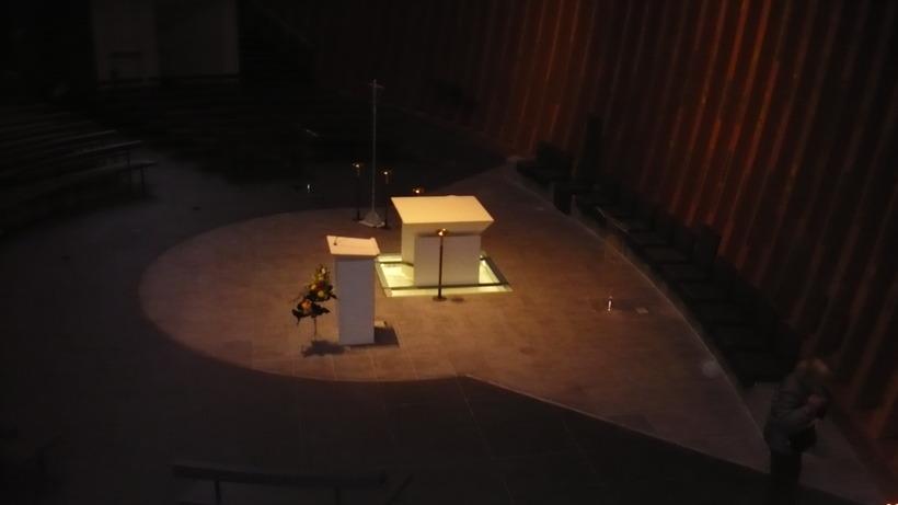 cathédrale de créteil....