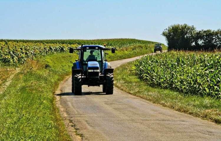 Sarthe: A 3g au volant de son tracteur, il écope d'une peine de prison ferme