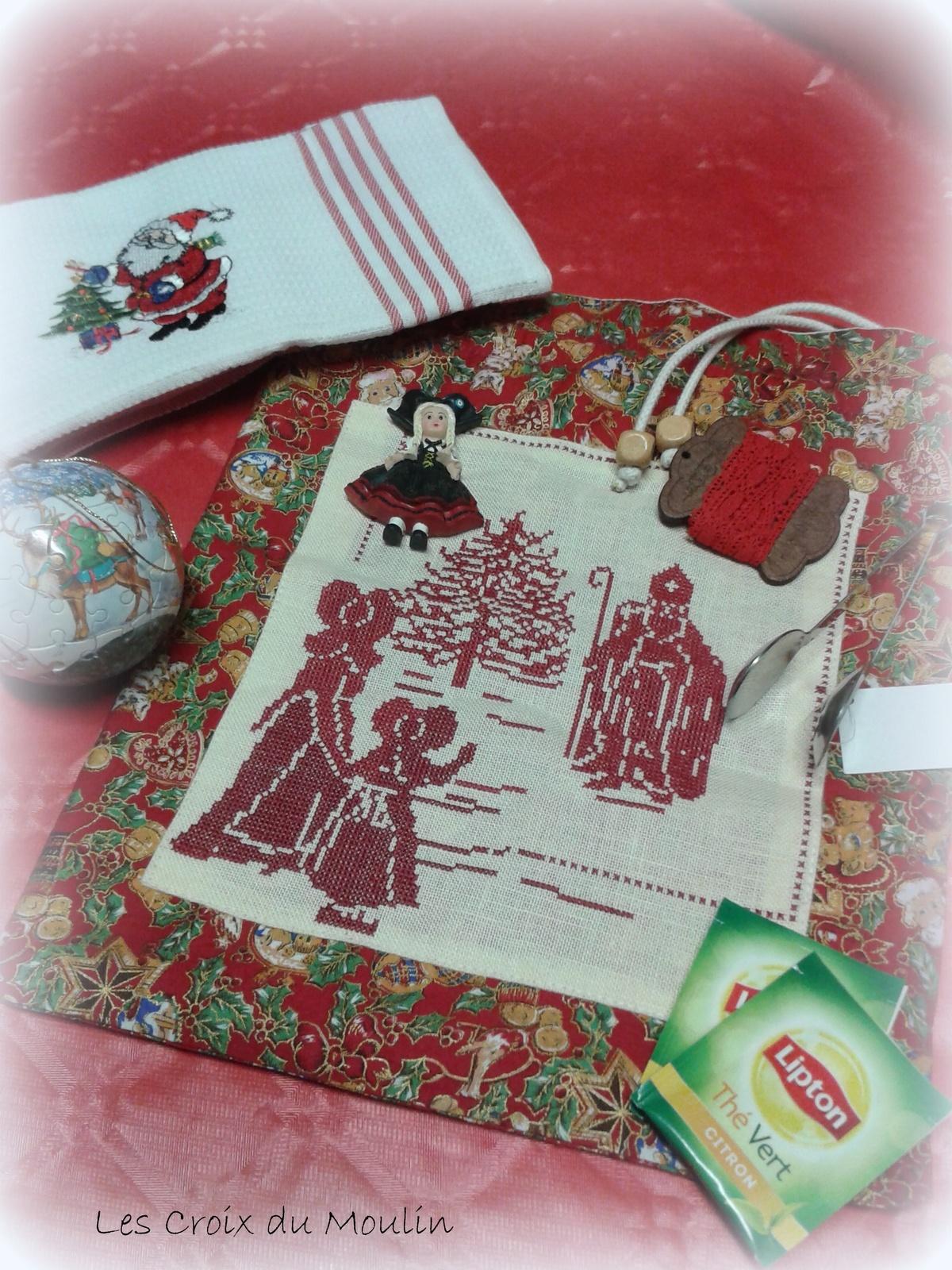 Les cadeaux de Mathilde pour Josiane