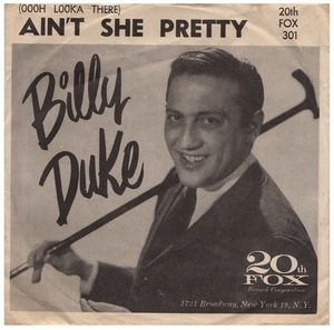BILLY DUKE
