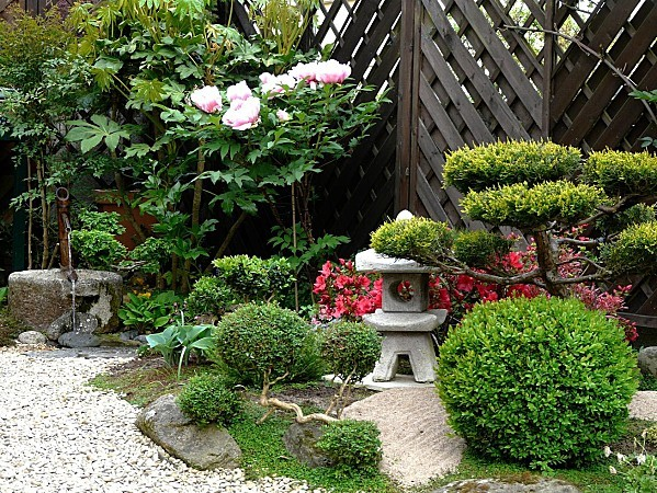 Beautiful Un Petit Jardin Japonais Images House Interior
