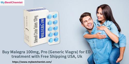 Malegra 100 mg: Best Erectile Dysfunction Treatment Medicine