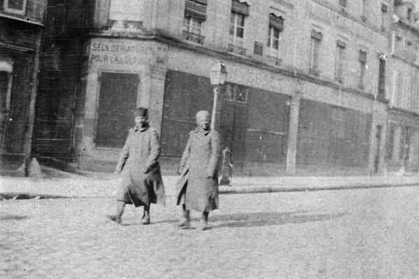 Photographies de Châtillon sur Seine durant la Grande Guerre 1914-1918