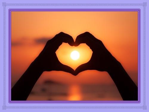 Partout, l'amour de Dieu règne