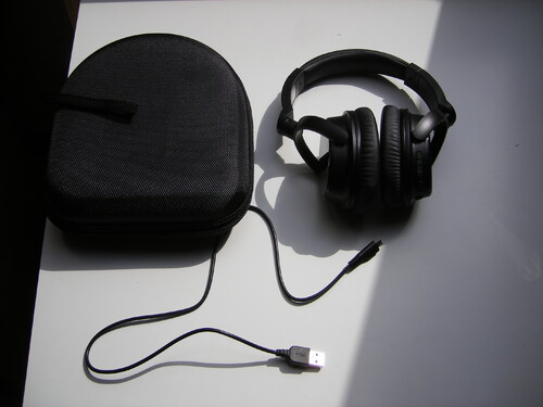 Casque Audio Bluetooth Over-Ear DLAN