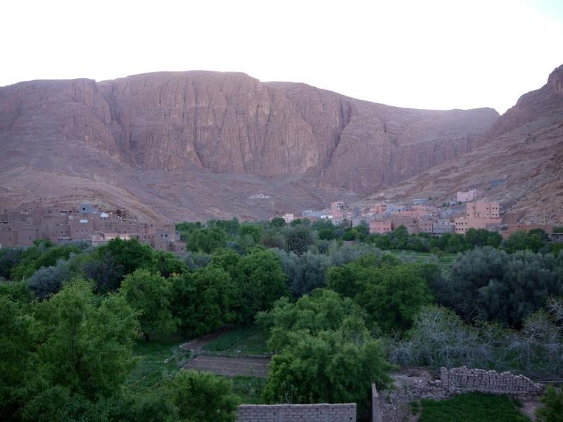 De Tinerhir aux gorges du Todra