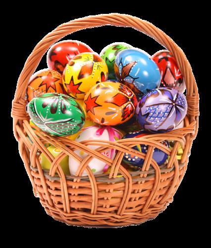 Tubés húsvéti diszek 3.