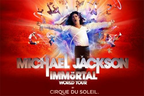 """Le Cirque du Soleil """"Immortal"""" les dâtes de la tournée européenne"""