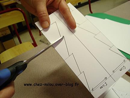 sapin en carton 4