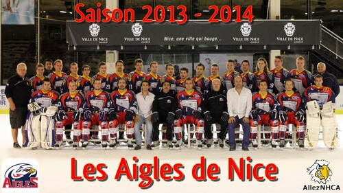 Photo Saison 2013 - 2014
