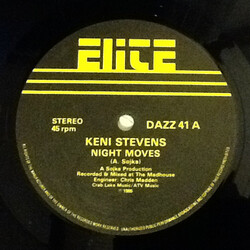 Keni Stevens - Night Moves