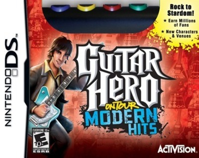 Guitar Hero - On Tour - Modern Hits (EU)(M4)