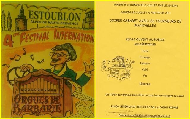 Direction Estoublon.......