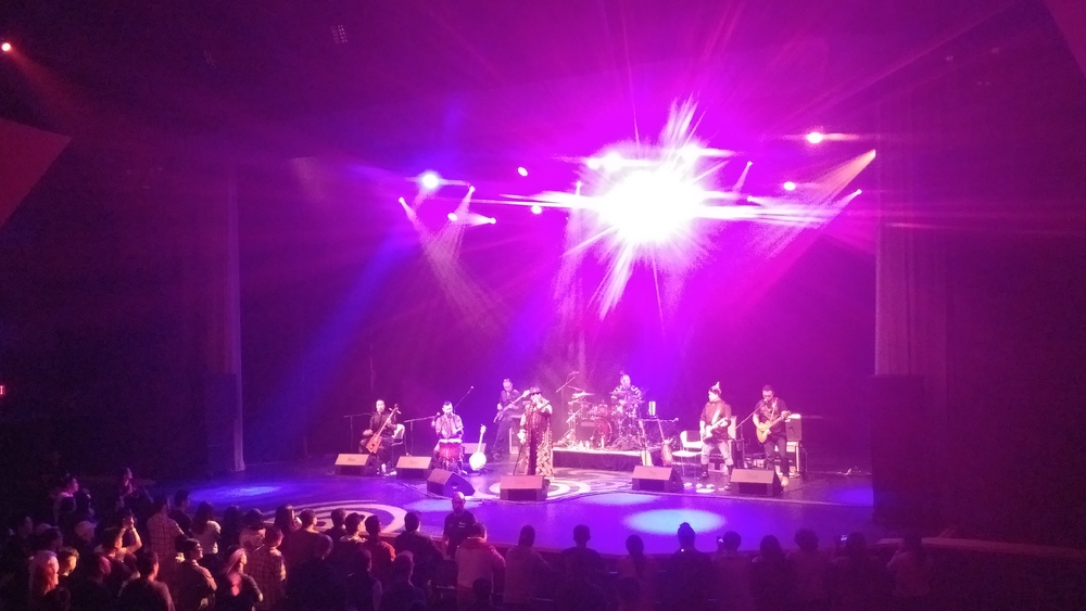 Hanggai at Algonquin Commons Theatre on September 18th 2019