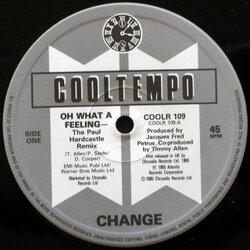 Change - Oh What A Feeling (The Paul Hardcastle Remix)