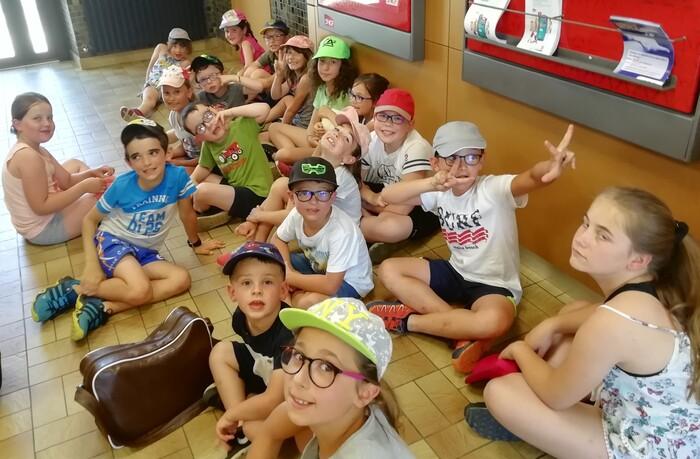 Voyage scolaire - 28/06/19