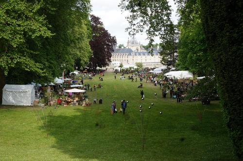 Chantilly, un lieu féérique