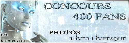 Concours 400 Fans ♠ 1