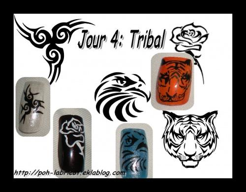 Jour 4: Tribal