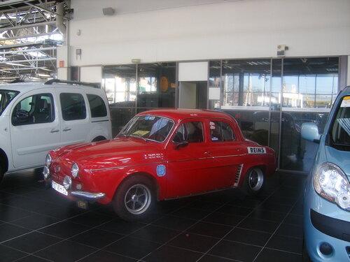 Quelques voitures anciennes...