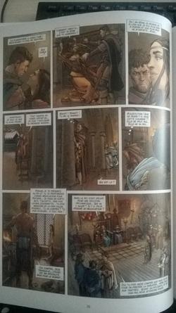 Les Reine de sang - Aliénor, la légende noire, tome 1 de Arnaud Delalande,Carlos Gomez et Simona Mogavino