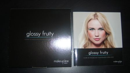 Box beauté #2: MakeupLine Glossy Fruity
