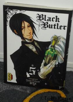 Black Butler - tome 5