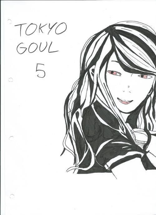 Lize Kamishiro (t5 tokyo ghoul)
