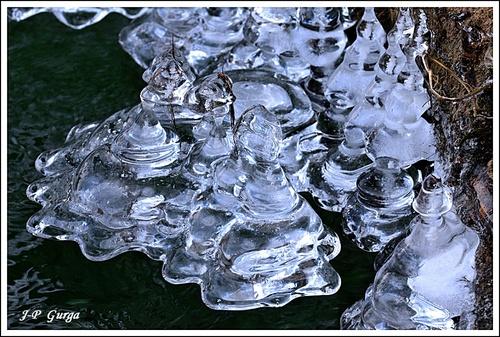 """""""Images cristallines"""" par Jean-Pierre Gurga"""