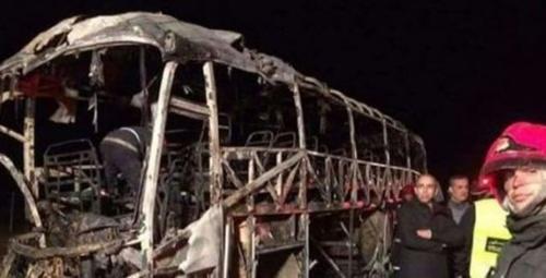 Accident sur l'autoroute Marrakech-Agadir : le chauffeur de l'autocar avait utilisé son portable 54 fois