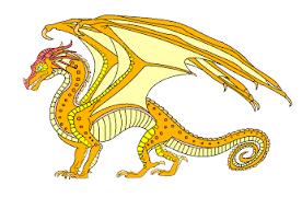 Les Royaumes de Feu /Wings of Fire  Ailes de Pluie