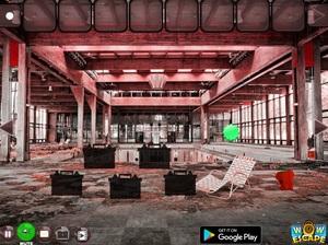 Jouer à Abandoned car garage escape