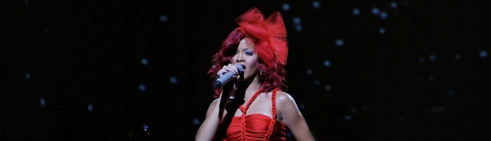 RIHANNA FAIT SON COME BACK A NEW YORK CITY !