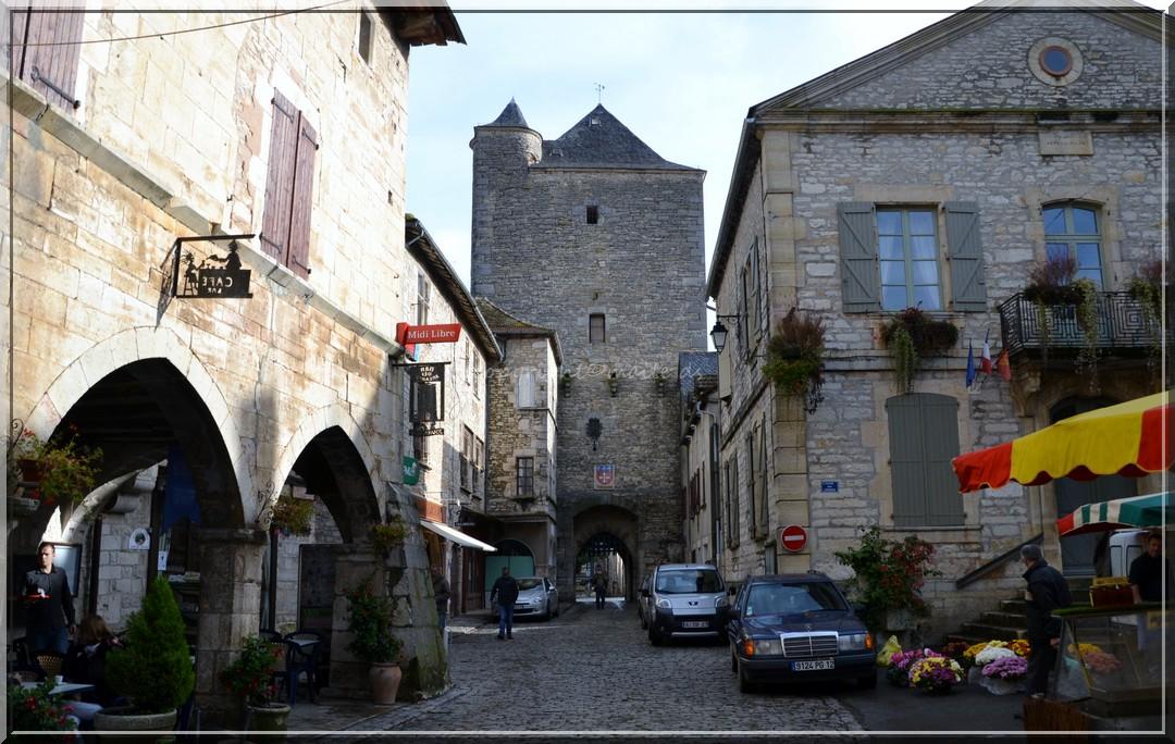 Village de Villeneuve - Aveyron (2)