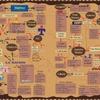 mapa medios carte medias