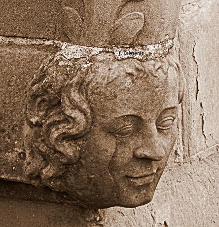 Basilique Saint-Nazaire et Saint-Celse, détails