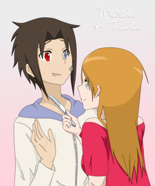 Collab' Taiki & Misaki