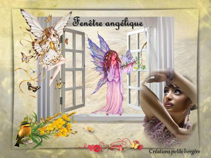 Fenêtre angélique