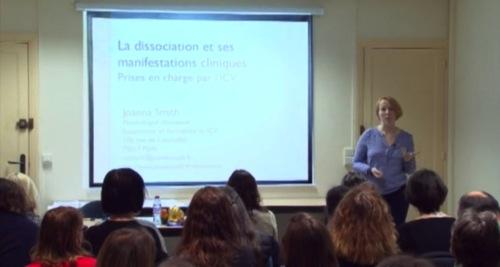 ➤ Conférence sur la Dissociation - Joanna Smith