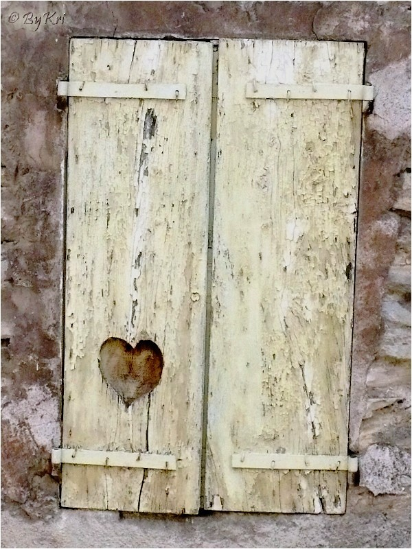 La Porte du Bonheur...
