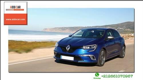 Location de voiture à Casablanca – Nouvelle Renault Megane
