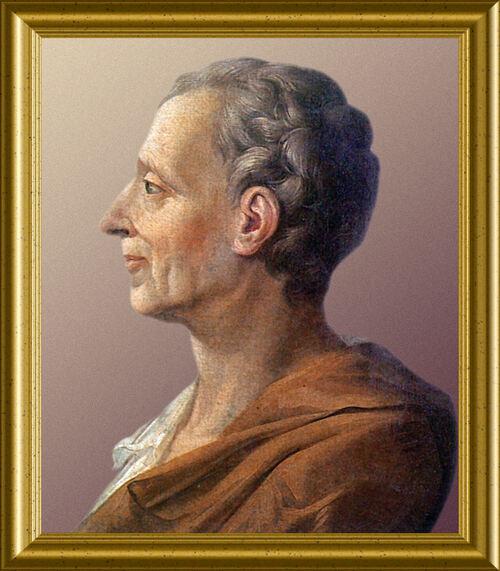La visite du château de Montesquieu