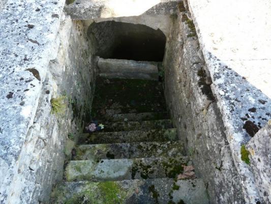Chailly sur armançon, puits Saint Ursin
