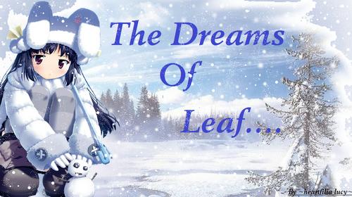Theme pour le concours de Leaf